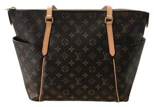Louis Vuitton Totally Damier Handbags Wallets Tote in Monogram