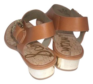 Elie Tahari Chestnut Sandals