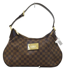 Louis Vuitton Lv Thames Gm Damier Ebene Shoulder Bag