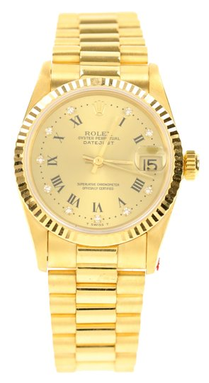 Preload https://img-static.tradesy.com/item/21103515/rolex-gold-president-oyster-perpetual-datejust-watch-0-2-540-540.jpg