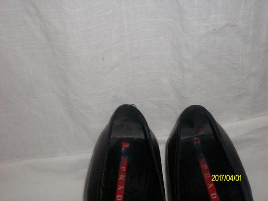 Prada Black Pumps Image 8