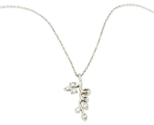 Preload https://img-static.tradesy.com/item/21103764/tiffany-and-co-platinum-diamond-floral-vine-with-leaves-pendant-necklace-0-1-540-540.jpg