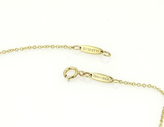 Tiffany & Co. Elsa Peretti 18k Yellow Gold