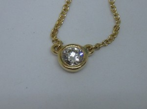 Tiffany & Co. ELSA PERETTI(R) Diamonds by the Yard(R) Pendant 18k yellow gold
