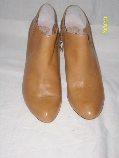 Vince Camuto Mustard Boots Image 1