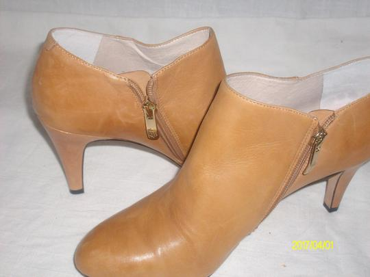 Vince Camuto Mustard Boots Image 5