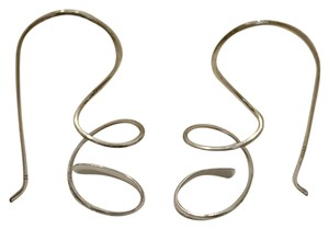 Macy's Sterling Silver Thread Earrings