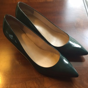 Marc Fisher green Pumps