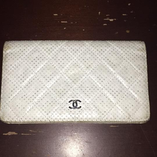 Chanel perforated leather Image 7