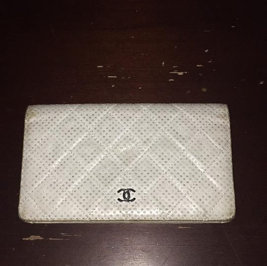 Chanel perforated leather Image 8
