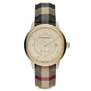 Burberry Burberry Unisex Swiss The Classic Round Watch 40mm BU10001