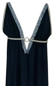Blue Maxi Dress by Donatella