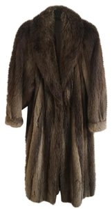 G. fox Fur Coat