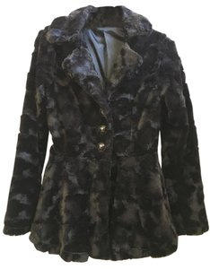 Other Faux Fur black Jacket
