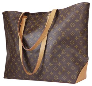 Louis Vuitton Cabas Alto France Tote