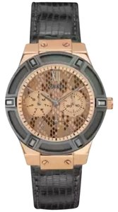 Guess Guess Rose Gold-tone Multi function Watch