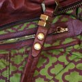 orYANY Satchel in medium burgandy Image 7