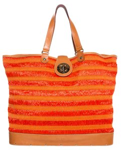 Kate Spade Tote in Red and Orange