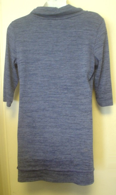 aDRESSing WOMAN Cowl Neck Space Knit Siz Xl Tunic Image 1