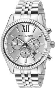 Michael Kors Michael Kors Men's Chronograph Lexington Bracelet Watch MK8405
