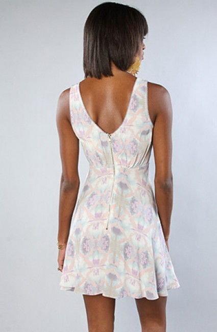 Free People short dress Multi color on Tradesy Image 1