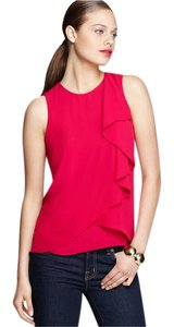 BCBGMAXAZRIA Bcbg Hot Pink Sexy Top Turkish rose