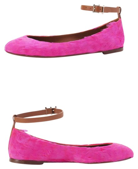 Preload https://img-static.tradesy.com/item/21105442/valentino-new-w-tag-2015-limited-feather-pink-ballet-ankle-strap-flats-size-us-85-regular-m-b-0-1-540-540.jpg
