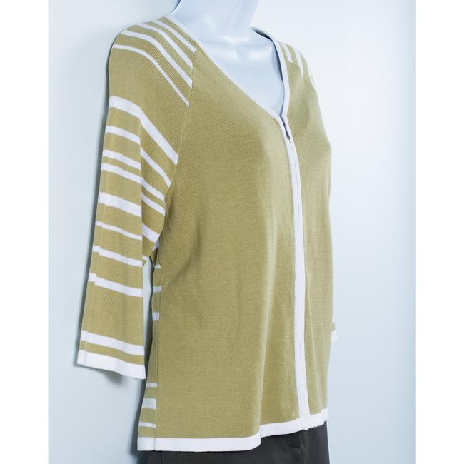 Christopher & Banks Zip Front Sweater Image 2