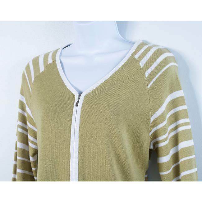 Christopher & Banks Zip Front Sweater Image 3