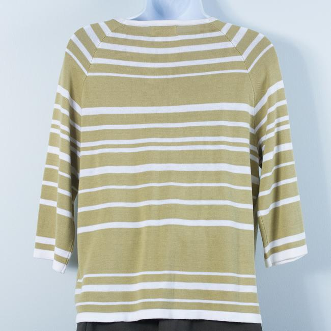 Christopher & Banks Zip Front Sweater Image 4