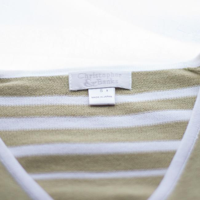 Christopher & Banks Zip Front Sweater Image 5