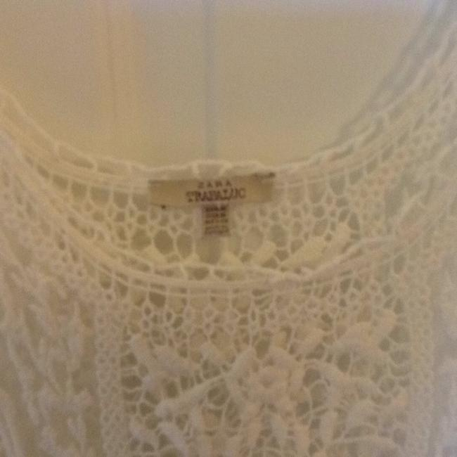Zara Top cream Image 1