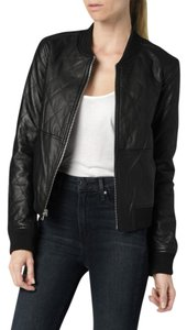 Paige Denim Black Jacket
