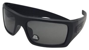 Oakley OAKLEY INDUSTRIAL DET-CORD Safety glasses OO9253-06 Black w/Grey Z87.1