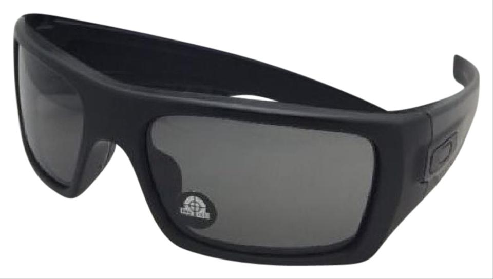 6cdf72217b6 Oakley OAKLEY INDUSTRIAL DET-CORD Safety glasses OO9253-06 Black w Grey Z87  ...