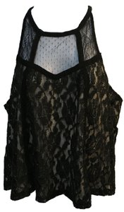 Other Top black lace
