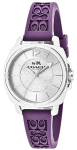 Coach Boyfriend Watch - Purple
