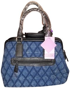 Larita Doctor Bags Satchel in Blue/Denim