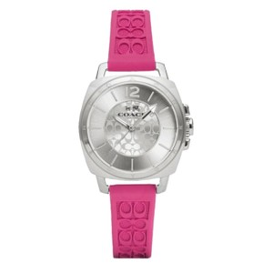 Coach Boyfriend Watch - Pink