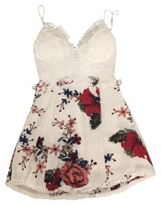 Hello Molly Floral Lace Embellished Dress