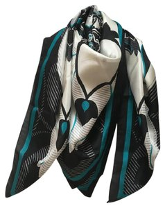 White House | Black Market beautiful silk scarf