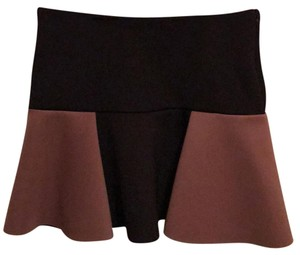 Zara Skirt black/brown