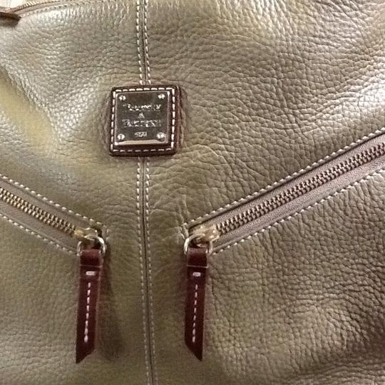 Dooney & Bourke Satchel in Tan Image 1