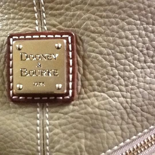 Dooney & Bourke Satchel in Tan Image 2