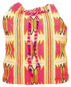 Street Level Festival Woven Pinzon Wayuu Mochila Backpack