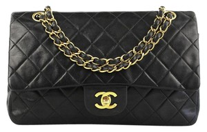 Chanel 2.55 255 Classic Flap Shoulder Bag