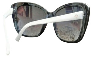 Vera Wang NWT Oversized Cat Eye Square Sunglasses