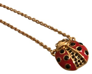 Kate Spade New Without Tags Kate Spade Ladybug Necklace