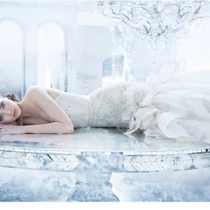 Lazaro 3515 Wedding Dress