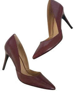 Banana Republic Black Rose / Burgundy / Red Wine Pumps